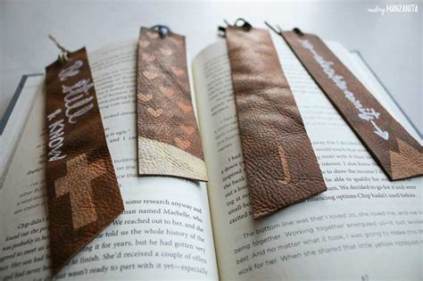 diy leather gifts       minutes