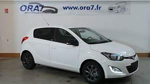 Hyundai I20 Blanche : hyundai i20 1 2 pack go occasion lyon neuville sur sa ne rh ne ora7 ~ Gottalentnigeria.com Avis de Voitures