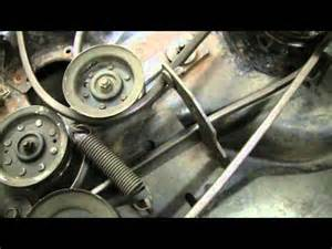 how to replace the drive belt on a troy bilt mower apps directories