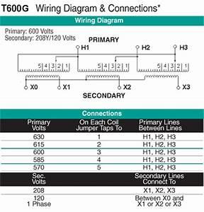 30 Kva Transformer Primary 600 Secondary 208y  120 Jefferson 423