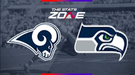 nfl los angeles rams  seattle seahawks preview