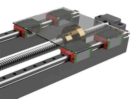 linear rails guides abssac supplied complete designs