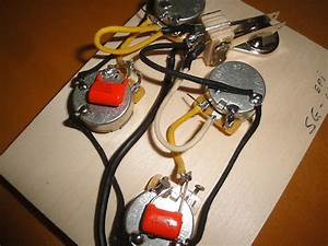 Gibson  Epiphone Sg Wiring Harness