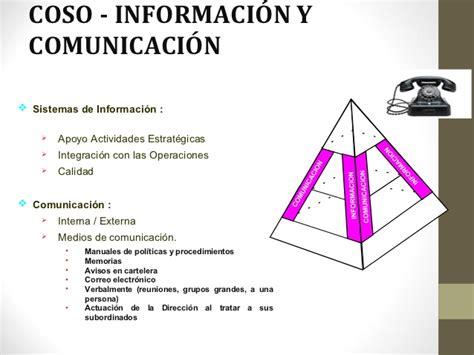sistemas de informacion y comunicacion coso