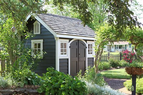 luxury garden sheds fancy garden sheds storage sheds built on site