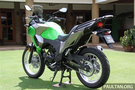 Versys X 250 Image by Ride Impression 2017 Kawasaki Versys X 250 Dual Purpose