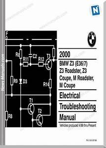 Electrical Wiring Diagram Bmw E36
