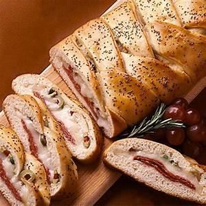 Italian Appetizer Bread Recipe Just A Pinch Recipes