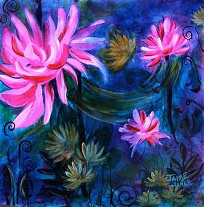 Beneath-Dark-Lotus-Waters-underwater-fantasy-landscape-by ...