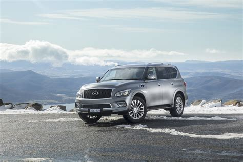 Review Infiniti Qx80 by Infiniti Qx80 Review Caradvice