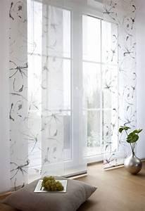 Vorhang Ideen Für Wohnzimmer : vorhang fensterdeko fl chenvorhang fl chenvorh nge ~ Michelbontemps.com Haus und Dekorationen