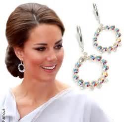 navy blue earrings get kate middleton 39 s style kate middleton earrings