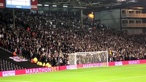 FULHAM 2-5 DERBY COUNTY | Rams Fans Out In Force At Fulham ...