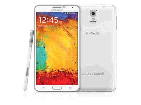 Galaxy Note 3 32gb (t-mobile) Phones