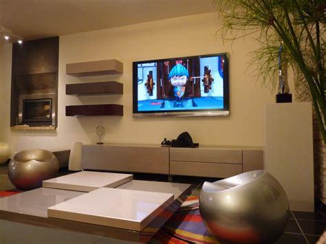 meuble tv photo  puisque notre tele est accrochee