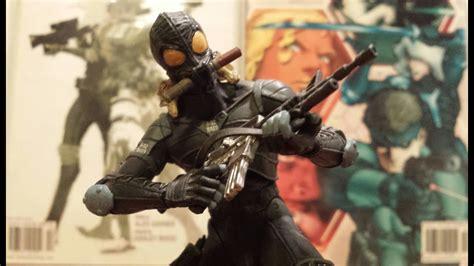 Metal Gear Solid 2 Raiden Action Figure Hd Youtube