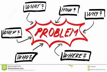 Probleem Oplossen Diagram Het Problem Solving Afbeeldingen