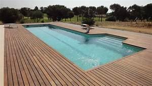 Beton Ciré Piscine : piscine b ton couloir de nage la piscine grand mod le ~ Melissatoandfro.com Idées de Décoration