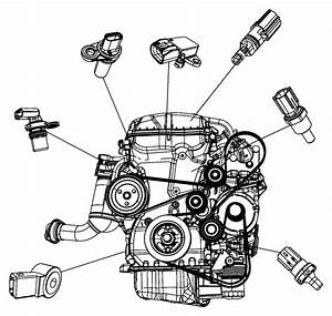 Jeep Compass Switch Package  Oil Pressure