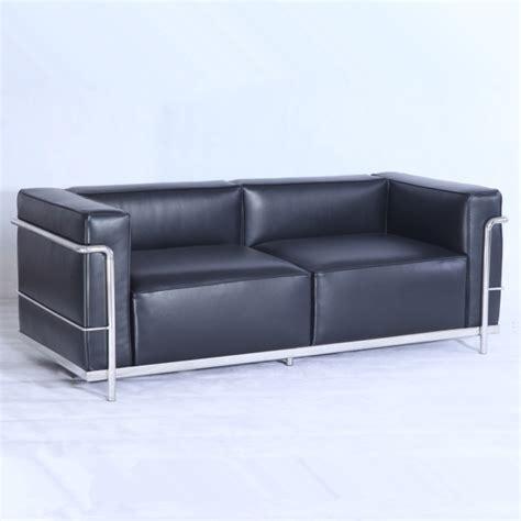 Le Corbusier Corner Sofa by Lc3 Designer Corner Sofa By Le Corbusier Modular 1