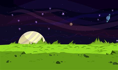 space art assets    build  game