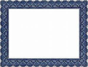Certificate Border | Certificate and Craft