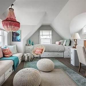 30, Unusual, Attic, Room, Design, Ideas