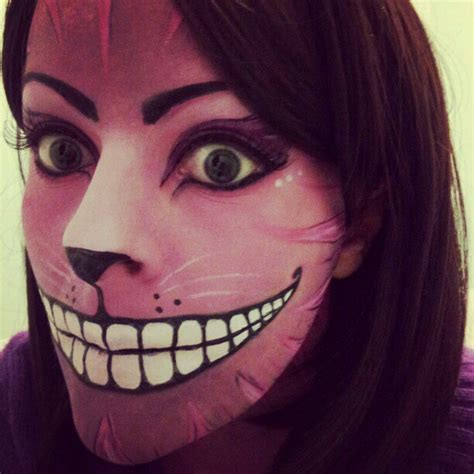Cheshire Cat Make Up 2 By Allmadhera On Deviantart