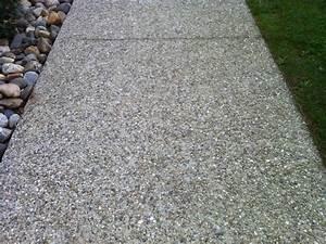 Béton Désactivé Gris : solendur sols b ton cir b ton d sactiv ~ Melissatoandfro.com Idées de Décoration