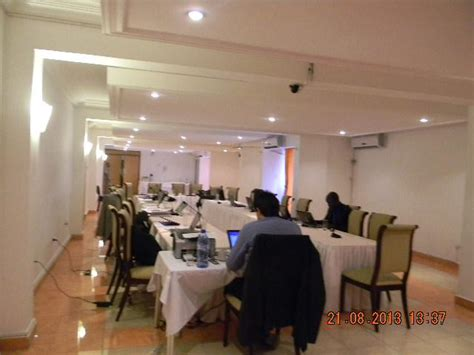 salle de conference room for rent kinshasa gombe salle de conf 233 rence l 233 on h 244 tel