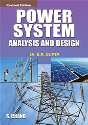 power system analysis and design by b r gupta