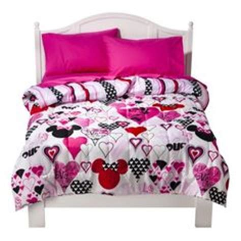 Minnie Mouse Bedroom Decor Target by Minnie Mouse Comforter Set Room Decor Just 4