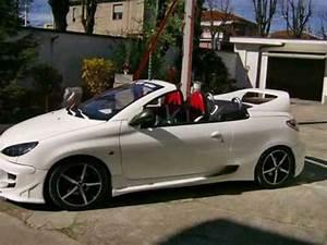 Peugeot 206 Cc : 206 cc l 39 angelo bianco youtube ~ Medecine-chirurgie-esthetiques.com Avis de Voitures