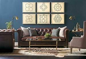 Le canape club quel type de canape choisir pour le salon for Tapis kilim avec canape cuir et fauteuil