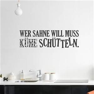 Sprüche Für Die Küche : lustige spr che wandtattoos f r die k che ~ Watch28wear.com Haus und Dekorationen