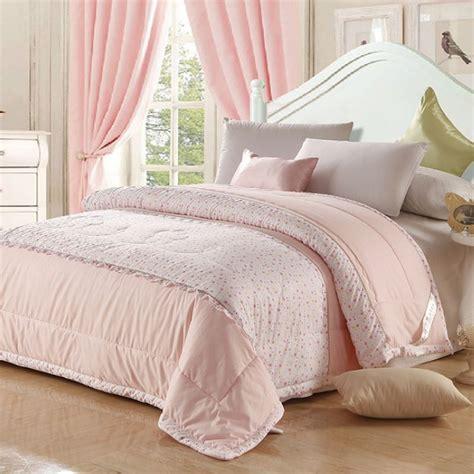 soft pink comforter selling pink quilt summer size soft comforter