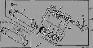 Lift Cylinder  A18
