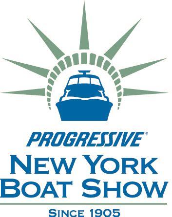 Boat Show Logo by New York Boat Show Logo Riverkeeper
