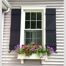 Exterior Shutters  Decisions, Sticker Shock And Why You