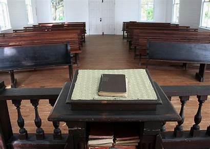 Church Preaching Preachers Pulpit Empty Preacher God