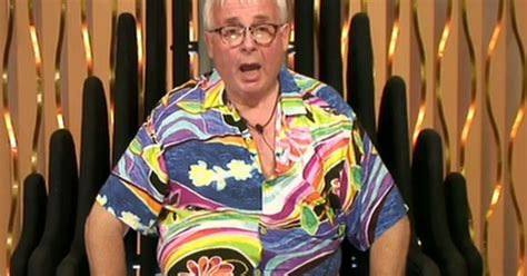 as christopher biggins comes under fire for cbb comments