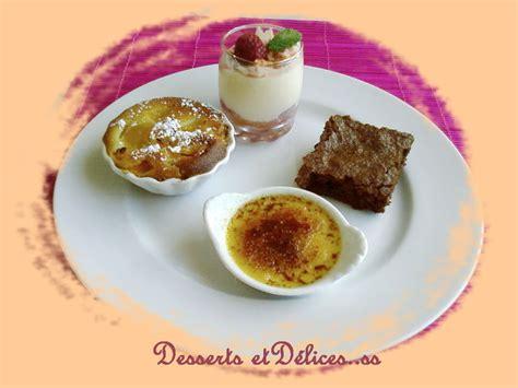 farandole de douceur desserts et d 233 lices ss