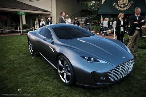 aston martin concept auto cars new 2011 aston martin gauntlet design concept