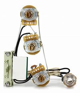 Mojo Tone Solderless Strat Wiring Harness