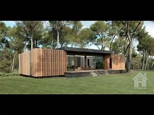 Pop-Up House in France by Multipod Studio - YouTube