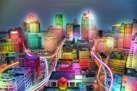 detroit city lights backgrounds twitter myspace backgrounds