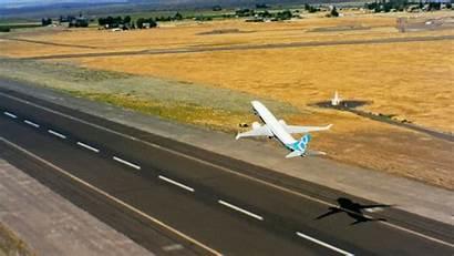 737 Takeoff Boeing Test Vertical Imgur Near