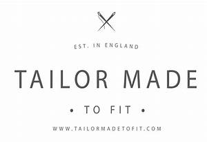 Tailor Made To Fit | Custom Tailored Suits Shirts Jackets ...