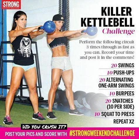 kettlebell training circuit