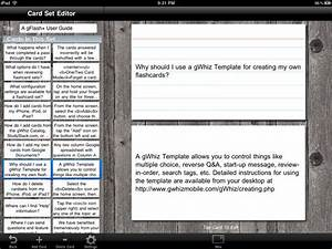 Gflash  Flashcards  U0026 Tests Screenshot